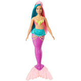 Muñeca Barbie De Sirena Dreamtopia Mermaid Original Mattel