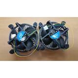 Fan Cooler Para Procesadores Intel 775/1150/1151/1155/1156