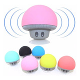 Corneta Speaker Bluetooth Honguito Tipo Popsocket Portatil
