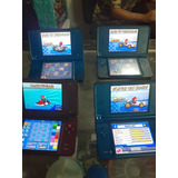 Nintendo Ds Xl / Fullllll Juegos / Listo Para Niño Jesus
