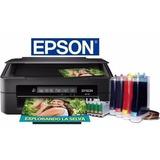 Impresora Epson Xp 201/211 Sistema De Tinta Mejor Que L210