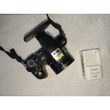 Vendo Cámara Fotográfica Sony Cyber Shot Profesional 9.1 Mp