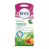 Bandas Veet Botanic 20 Bandas + 4 Wipes