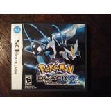 Pokemon Black Negro Version 2 Nintendo Ds 3ds 2ds