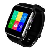Reloj Inteligente Smartwatch X6 Sim Card Tienda Física