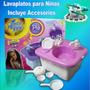 Lavaplatos Manual Para Niñas Con Sonido, Sales Agua D Verdad