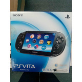 Sony Psvita 3g Wifi Nuevo En Caja Sellado Pch-1101