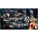 Juegos Para Pc En Formato Digital
