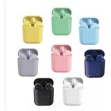 Audífonos Inalambricos I12 Colores