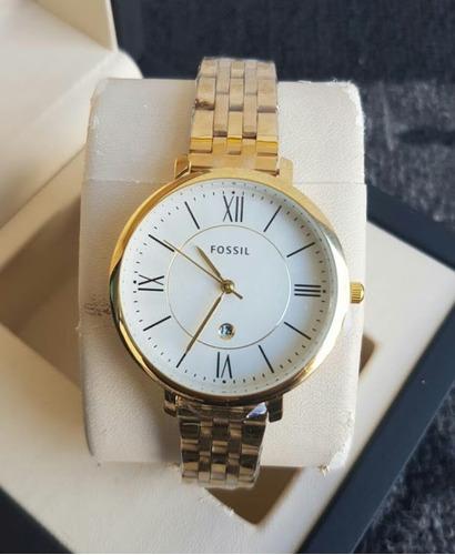 45798d1b6dc7 Relojes Fossil Dama Acero Dorado Guess Mk Casual Elegantes