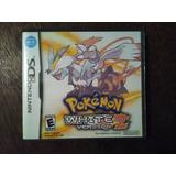 Pokemon White Blanco 2 Nintendo Ds 3ds 2ds