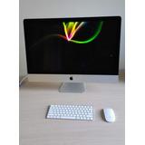 iMac 27 Pulgadas 5k Retina I7 4 Ghz 32gb Memoria 2tb