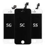 Pantalla Lcd + Tactil 3/4 Apple iPhone 5g 5c 5s Se Completa