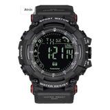 Reloj Táctico Digital Spovan Smart Wacth Black-pr2h