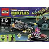 Lego Tortugas Ninja 79102 La Emboscada 162 Pzs(40usd)