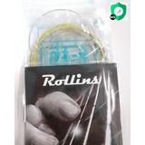 Juego De Cuerdas Para Guitarra Acústica .012 / .0.30 Rollins