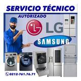 Servicio Técnico Samsung LG Neveras Lavadoras Secadoras