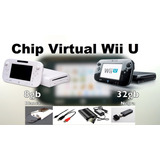 Servicio Chip Virtual Plus Wii U +5