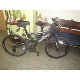 Bicicleta Montañera De Aluminio Rin 26