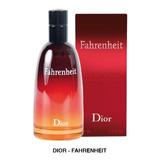 Perfume Original Dior Fahrenheit