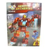 Lego Armable De Iron Man 207 Piezas / Juguetes / Niños