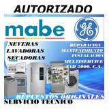 Servicio Técnico Autorizado General Electric Mabe Neveras