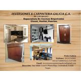 Especialista En Cocinas Empotradas Y Albañileria En General