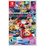 Mario Kart 8 Deluxe Nintendo Switch-lite / Local Chacao