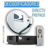 Decodificador Directv Hd Prepago Con Instalación