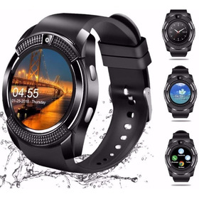Smartwatch V8 Reloj Inteligente Sport Camara Sd Simcard Dz09