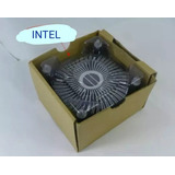 Fan Cooler Intel Para Socket 775 Nuevos