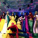 Show Paw Patrol Vengadores Frozen Princesas Animacion Heroes