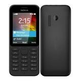Telefono Celular Nokia 215 Pantalla Grande Doble Sim Liberad