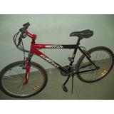 Bicicleta Greco Titan Rin 26
