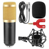 Microfono Condensador Bm800+ Para Smartphone Android iPhone