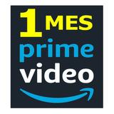 Amazon Prime Video 1 Mes - Calidad Hd ( Películas Y Series )