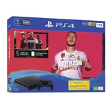 Consola Sony Playstation 4 1tb Combo Fifa 2020