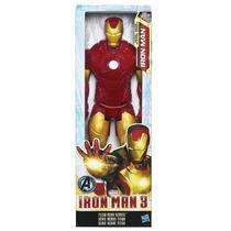 Iron Man 3 De Hasbro Original 30 Centimetros El Mas Buscado