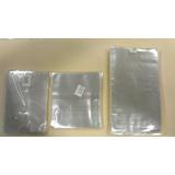 Bolsa Celofan Transparente 6x11 Cm Paquete 100 Unidades