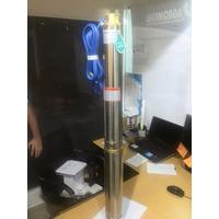 Electro Bomba Sumergible Para Pozo Profundo. 3 Hp Shimge
