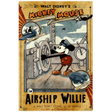 Posters Afiches Disney Mickey Mouse