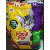Gatarina Importada Meow Mix 24 Libras