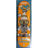 Tabla Skate Marca Selfish 8.0