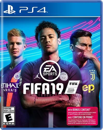 Fifa 19 Ps4 Digitl Primar En Español Latino  Gamerstore_pzo