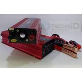 Inversor De Corriente Convertidor  2000w Voltaje 12v 110v
