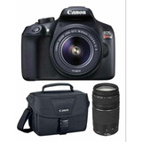 Cámara Fotográfica Canon Rebel T6