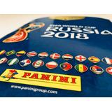 Album, Barajitas, Cajas Panini Mundial Rusia 2018