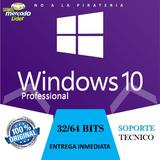 Windows 10 Pro / Licencia / Notebook O Pc / Original