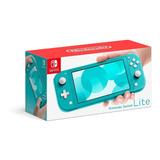 Nintendo Switch Lite + Vidrio Templado D Regalo Somos Tienda