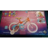 Bicicleta Huffy Original Para Niñas De 3-5 Años Nueva